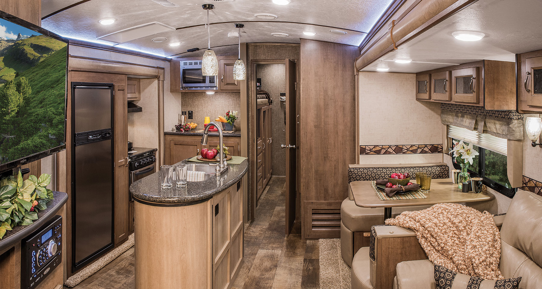 Spree S333bhk Luxury Lightweight Travel Trailer K Z Rv