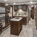 2018 K-Z RV Spree S333RLF Travel Trailer Kitchen