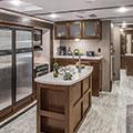 2018 K-Z RV Spree S343RSK Travel Trailer Kitchen