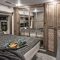2018 KZ RV Venom V4013TK Fifth Wheel Toy Hauler Bedroom