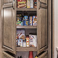2018 KZ RV Venom V4013TK Fifth Wheel Toy Hauler Pantry