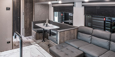 2020 KZ RV Connect SE C312BHKSE Travel Trailer Dinette