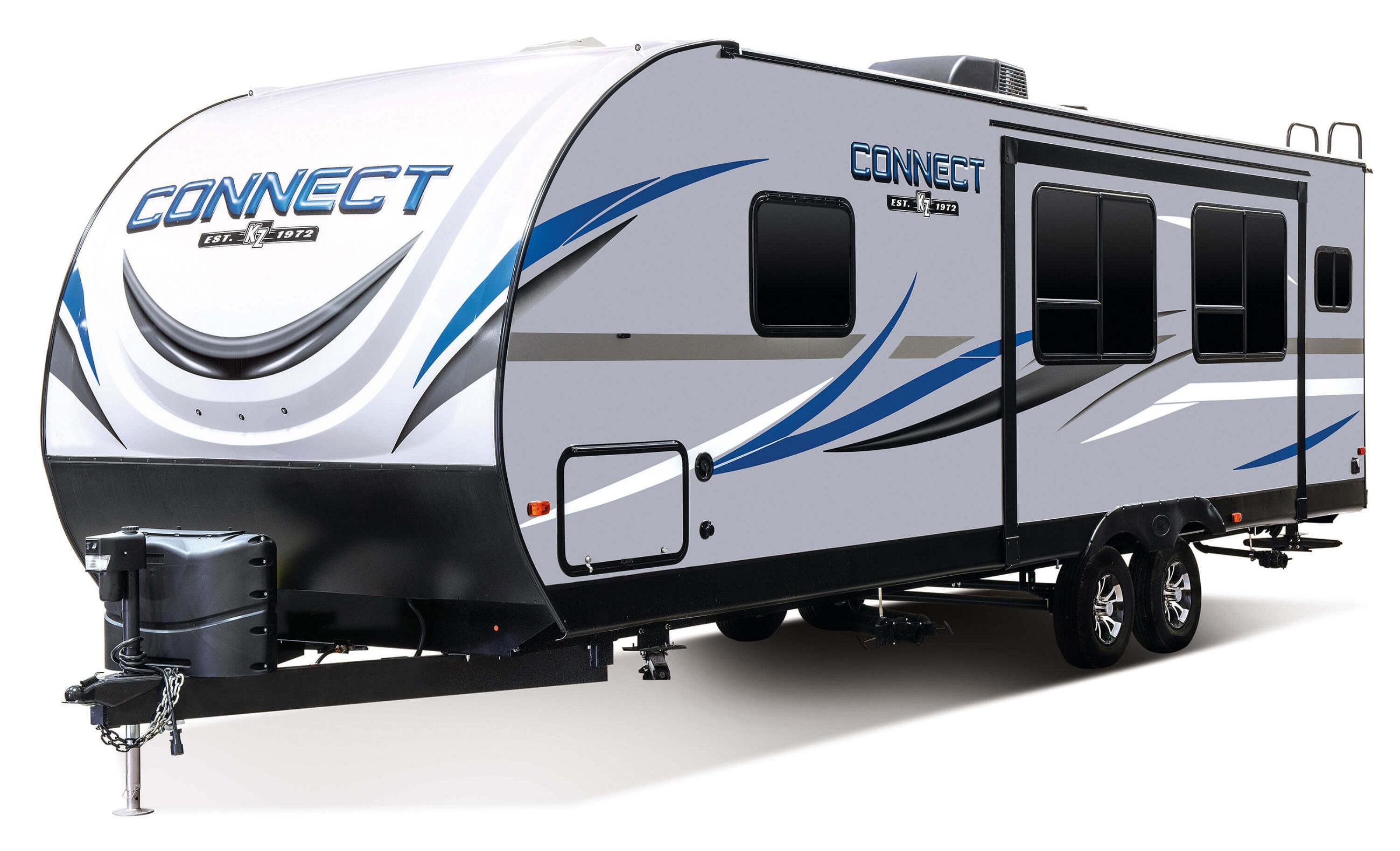 2020 Connect® C261RKK Travel Trailer | KZ RV