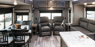 2020 KZ RV Connect C313RL Travel Trailer Recliners