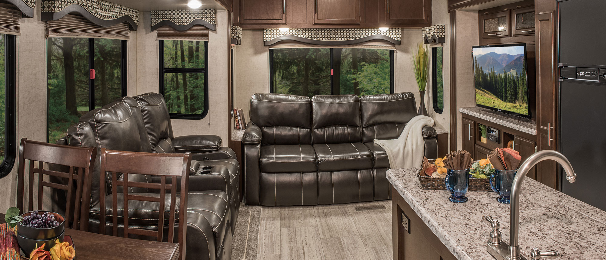 K-Z RV Sportsmen Travel Trailers and Fifth Wheels