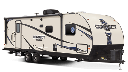 K-Z RV Connect C261RB Travel Trailer