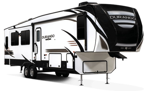 KZ RV Durango D333RLT Fifth Wheel