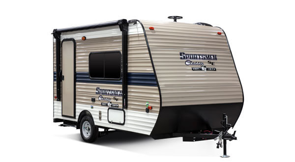 2019 K-Z RV Sportsmen Classic SE Ultra Lightweight Travel Trailer Exterior