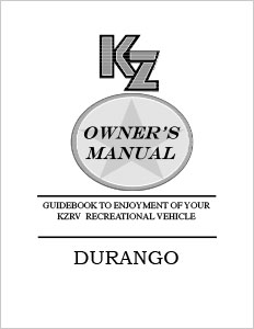 Owner S Manuals Kz Rv View and download kwb easyfire installation and maintenance manual online. owner s manuals kz rv