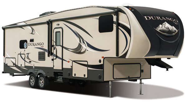 K-Z RV Durango 1500 Half Ton Towable Fifth Wheels