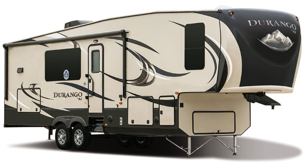 K-Z RV Durango 2500 Full Profile Fifth Wheels
