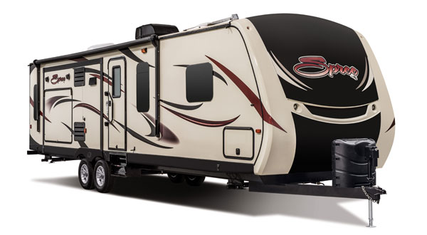 K-Z RV Spree Lightweight Travel Trailers