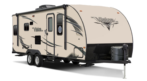 K-Z RV Vision Ultra Lightweight Travel Trailers