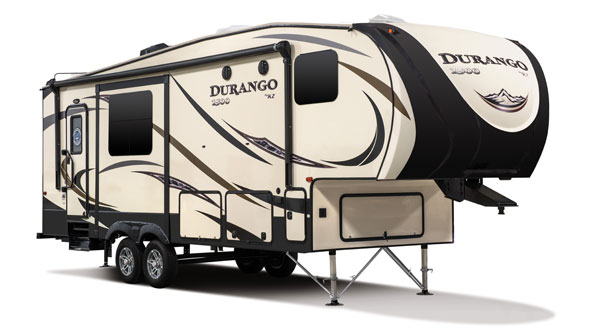 2017 KZ RV Durango 1500 Half Ton Towable Fifth Wheels