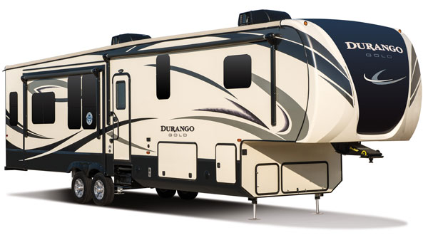 2017 KZ RV Durango Gold Fulltime Luxury Fifth Wheels