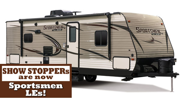 2017 K-Z RV Sportsmen LE Travel Trailers