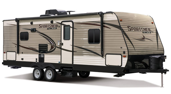 2017 KZ RV Sportsmen LE Travel Trailers