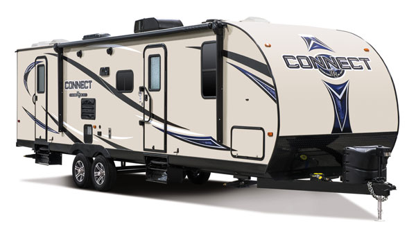 Travel Trailers Lightweight Connect